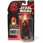 STAR WARS Episode 1 MACE WINDU with Cloak and Lightsaber Figure - CommTech Chip $9.83 CAD