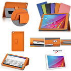 Print PU Leather Case Cover for Huawei MediaPad T1 10 & T1-A21W + 2Pcs Film