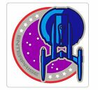 Star Trek Enterprise Sticker R958 on eBay