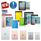 Apple iPad 2,3,4,Air,mini,Pro 9.7/12.9 32GB/64GB/128GB/256GB 1-Year Warranty
