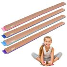 JuperbSky Gymnastics 8ft Floor Folding Balance Beam Skill Performance Training