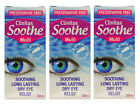 Clinitas Soothe Preservative Free Dry Eye Drops Suitable For Contact Lens Users