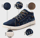 New men's fashion canvas sneakers breathable shoes men's casual shoes