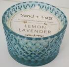 SAND + FOG CANDLE 10 OZ HAND POURED YOU CHOOSE SCENT