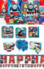 NEW Thomas The Tank Engine Birthday Party Bags Tableware Supplies Favours