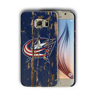 Columbus Blue Jackets Samsung Galaxy S4 5 6 7 9 8 10 E Edge Note 3 -9 Plus Case $16.95 USD on eBay
