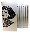 Premium Stick &amp; Poke Hand Poke DIY Tattoo Needles 3/5/7/9RL Round Liner <br/> **Lowest Price** Choose The Size &amp; QTY In The Listing