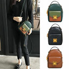 Women's Studded Faux Leather Small Mini Backpack Rucksack Cute bag Casual bag
