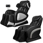 Full Body Electric Massage Chair Recliner Stretched Foot Zero Gravity w/o Screen