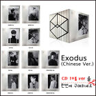 Exo- 2nd Album Exodus Chinese Ver. Sealed CD