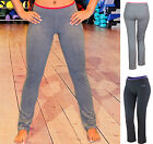 Spiro Ladies Performance Trousers Leggings - Yoga Gym Pilates Fitness - XXS - XL