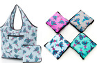 Pick! LAVENDER Expandable Weekend Bag slips over suitcase ECO CHIC Shopping FOLD