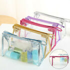 Transparent Organizer Waterproof Travel Makeup Pouch Toiletry Bag Wash Cosmetic