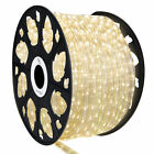 "LED Rope Light, Multiple Colors, 150 ft, Steady, 1/2"", 100K Hours, Heavy-Duty"