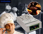 Chocolate Melting Machine 5 Pot Fondue Melter Pastry Caterer Commercial Electric cheap