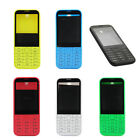 For Nokia 225 New Full Case Housing Shell Battery Cover Front Lens Cover Keypad
