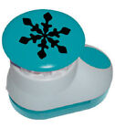 tonic studio - craft paper punches snowflakes 991 992 995 - new
