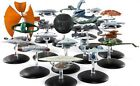 Star Trek Starship Collection models 1-50 specials ships Eaglemoss sc