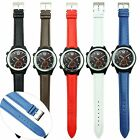 Genuine Leather Soft Wrist Watch Band Strap Metal Buckle For Huawei Watch 2