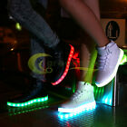 LED Light Lace Up Luminous Shoes Sportswear Sneaker Luminous Shoes Casual Unisex