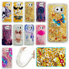 For iPhone 6/6s/7 Plus Bling Dynamic Liquid Glitter Quicksand  Phone Case Cover