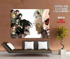 Attack on Titan Kyojin Characters Anime Manga HUGE GIANT PRINT POSTER