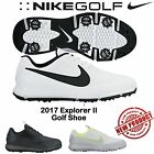 NIKE GOLF SHOES NIKE EXPLORER 2018 MENS GOLF SHOES ALL SIZES 2 COLOUR OPTIONS