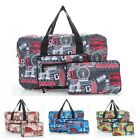 Folding Holdall, CABIN SIZE, Waterproof, Lightweight With LONDON Designs