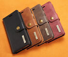 Removable Leather Magnetic Wallet Flip Case Cover For iPhone 7 6 6s Plus