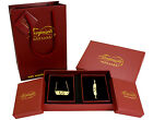"Arabic Name ""ZARA / ZARAH "" 18K Gold Plated Jewellery Gift Set For Her Gifts"