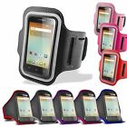 For Alcatel Various Mobile Phone Sports Running Gym Armband Case Cover Pouch