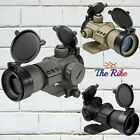 NcStar Tactical 35mm Red/Green/Blue Dot Sight with Cantilever Weaver Mount