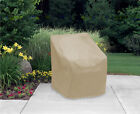 Chair Patio Furniture Cover | Waterproof Outdoor Protection | Oversized Wicker