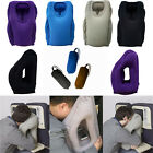 2017 Inflatable Air Cushion Neck Luxury Travel Support Pillow Airplane Cushion