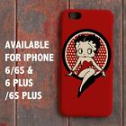 Funny Betty Boop for iPhone 6 6s 6+ 6s+ Case Cover $27.07 CAD