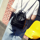 Women's Small Mini Faux Leather Backpack Rucksack Daypack Purse Cute bag Travel