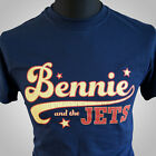 Bennie and the Jets T Shirt Retro Elton John Tribute Unofficial Vintage Cool
