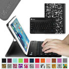 For Apple Ipad Mini 4 (2015 Released) Case Cover W/ Wireless Bluetooth Keyboard
