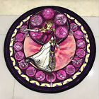 Legend of Zelda Glass Circle Velboa Floor Rug Carpet Room Doormat Non-slip Mat A