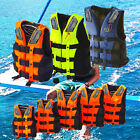 Adult Kids Lifesaving Vest Aid Sailing Boating Sports Swimming Life Jacket S/M/L