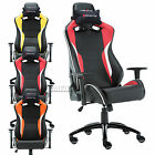 DEERHUNTER RECLINING SPORTS RACING GAMING OFFICE DESK PC CAR FAUX LEATHER CHAIR