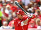 Joey Votto Cincinnati Reds Baseball Sport Huge Giant Print POSTER Affiche on Ebay