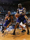 Shaquille O'Neal Los Angeles Lakers Signature Huge Giant Print POSTER Affiche on eBay