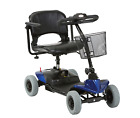 Drive Medical St1D Mobility Scooter - 4mph & Portable - Blue  ** SPECIAL OFFER *