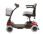 Drive Medical St1D Mobility Scooter - 4mph & Portable - Red -  **SPECIAL OFFER**