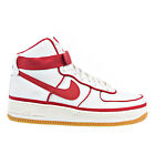 Nike Air Force 1 High '07 LV8 Men's Shoes Sail/Gym Red/Bl...