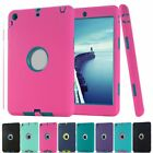 Hard Case For Ipad Mini 1 2 3 4 Shockproof Kids Protective Tablet Back Cover