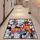 Naruto Circle Anime Manga Velboa Floor Rug Carpet Room Doormat Non-slip Mat #19
