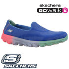 LADIES SKECHERS GO RUN 2 LIGHTWEIGHT FITNESS RUNNING WALKING TRAINERS SHOES SIZE