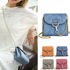 Faux Leather Small Mini Single Shoulder bag Chain Purse Crossbody Bag Cute